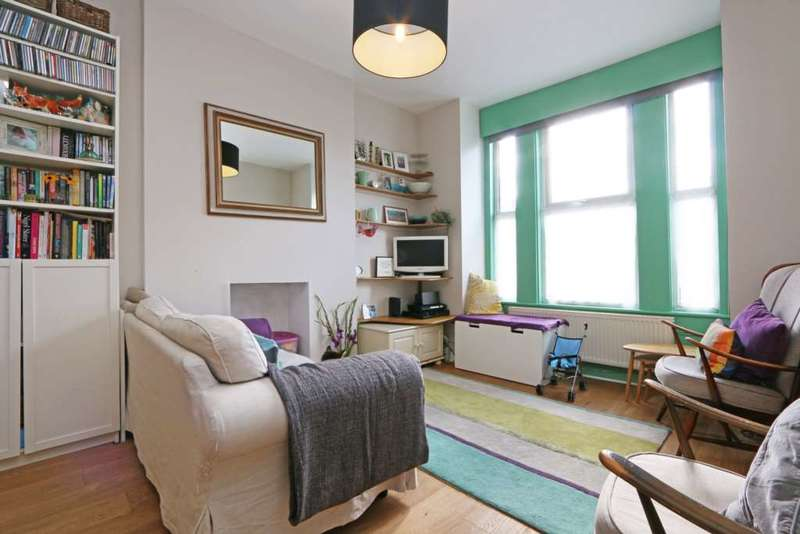 3 Bedrooms Flat for sale in Herne Hill Road, Herne Hill
