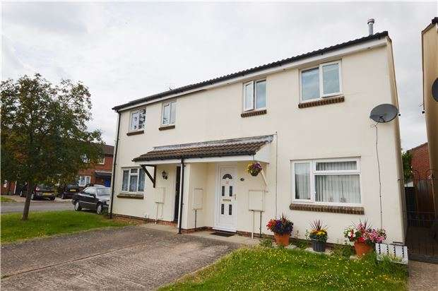 3 Bedrooms Semi Detached House for sale in Wheatland Drive, CHELTENHAM, Gloucestershire, GL51 0QA