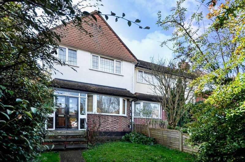 4 Bedrooms End Of Terrace House for sale in Whitefoot Lane, Bromley, BR1