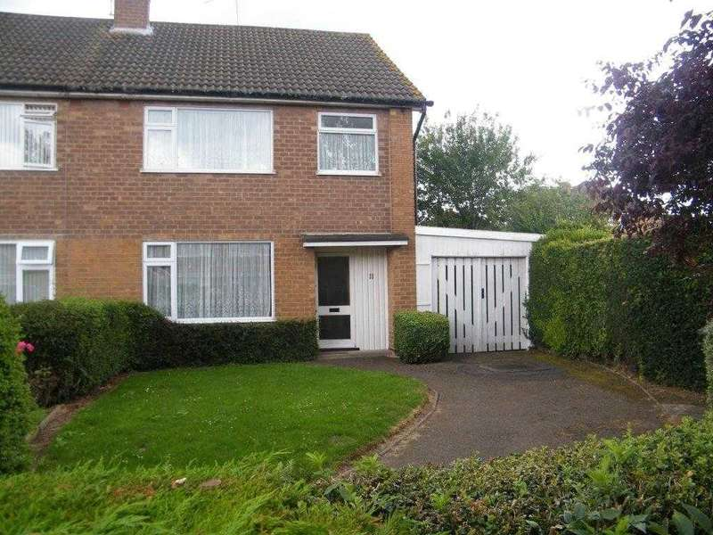 3 Bedrooms Semi Detached House for sale in Barmouth Avenue, Leicester