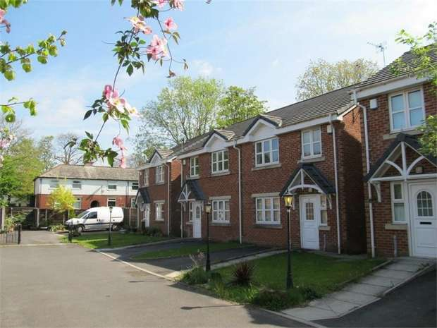 3 Bedrooms Semi Detached House for sale in West Close, Hollins Gardens, BURY, Lancashire