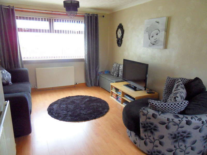 2 Bedrooms Terraced House for sale in Primrose Park, Kincaidston, Ayr, KA7