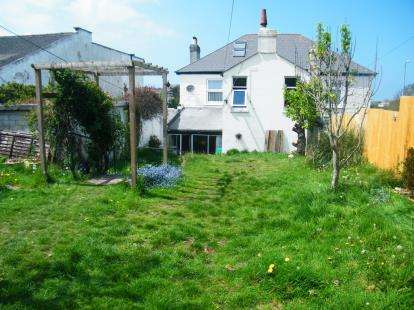4 Bedrooms Semi Detached House for sale in Illogan Highway, Redruth, Cornwall