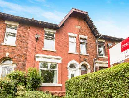 3 Bedrooms Terraced House for sale in Hazel Bank, Revidge, Blackburn, Lancashire