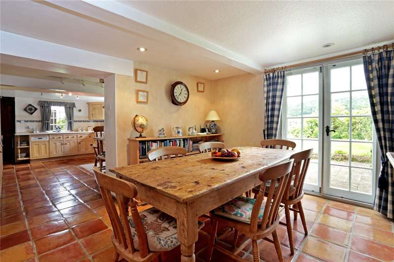 4 Bedrooms Detached House for sale in Dairy Lane, Crockham Hill, Edenbridge, Kent, TN8