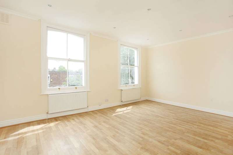 2 Bedrooms Flat for sale in Ashmore Road, Maida Hill, W9