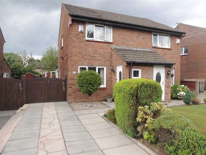 2 Bedrooms Property for sale in Thurlestone Drive, Hazel Grove, Stockport