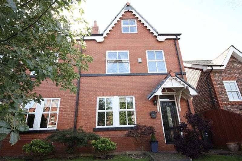 4 Bedrooms Semi Detached House for sale in Stanley Road, Huyton, Liverpool, L36