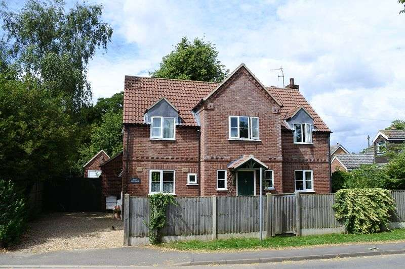 3 Bedrooms Detached House for sale in Foston Road, Allington, Grantham