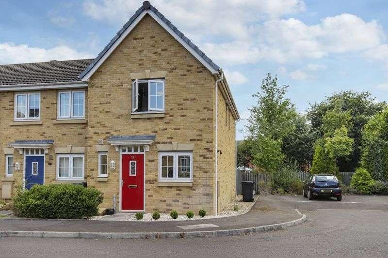 2 Bedrooms Terraced House for sale in Schooner Circle, Newport