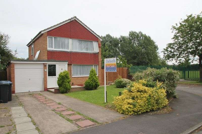 3 Bedrooms Detached House for sale in Avalon Court, Hemlington