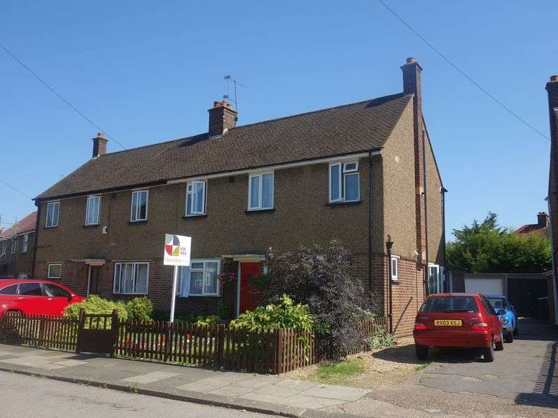 3 Bedrooms Semi Detached House for sale in Westbrook Crescent, Barnet