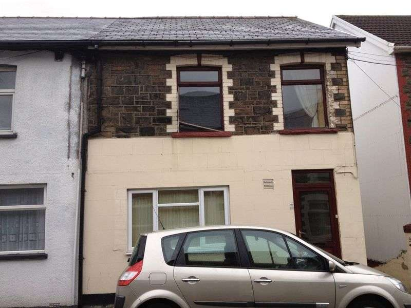 3 Bedrooms Terraced House for sale in Somerset Street, Abertillery