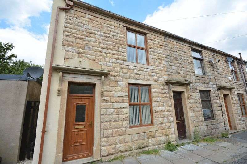3 Bedrooms Terraced House for sale in Higher Heys, Oswaldtwistle