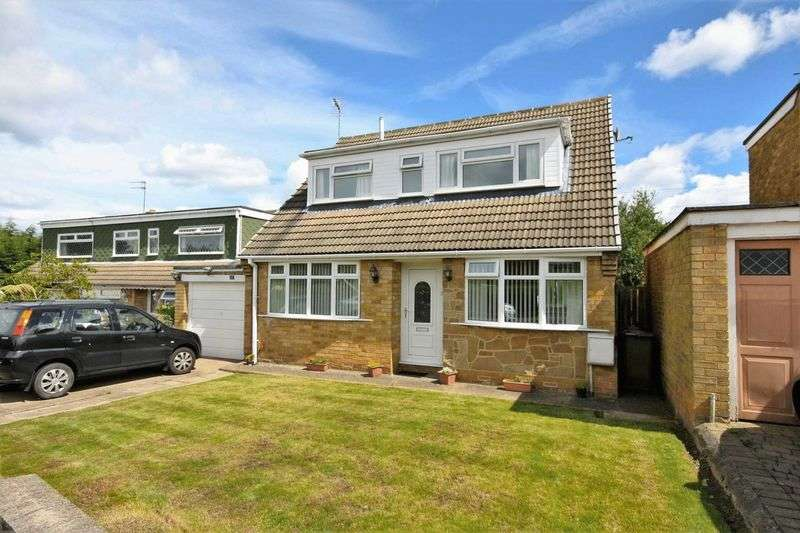 3 Bedrooms Detached House for sale in Warsett Crescent, Skelton