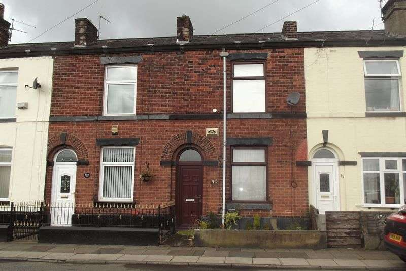 2 Bedrooms Terraced House for sale in Eton Hill Road, Radcliffe