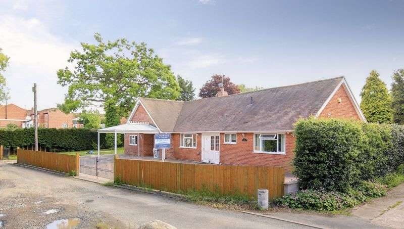 5 Bedrooms Detached Bungalow for sale in Hook Farm Drive, Tasley, Bridgnorth