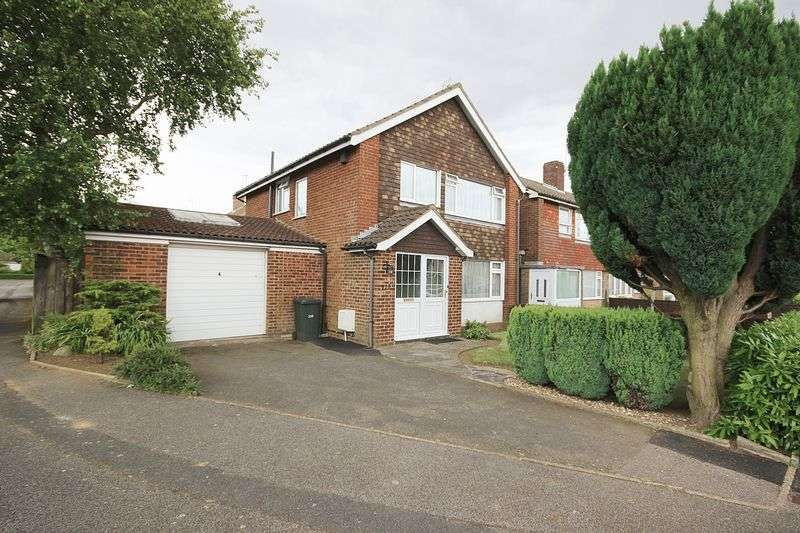 4 Bedrooms Detached House for sale in Round Green