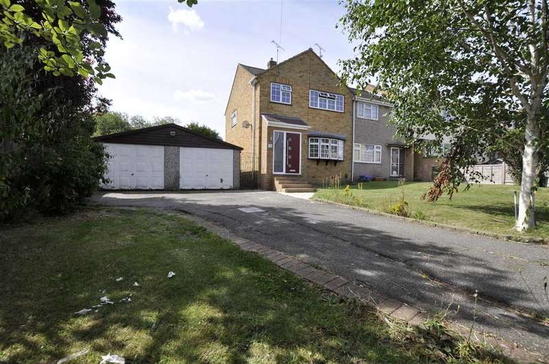 3 Bedrooms End Of Terrace House for sale in Heath Drive, Chelmsford