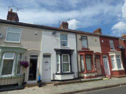 2 Bedrooms House for sale in MacDonald Street, Wavertree, Liverpool, Merseyside, L15