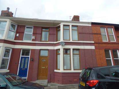 3 Bedrooms Terraced House for sale in Kenyon Road, Liverpool, Merseyside, L15