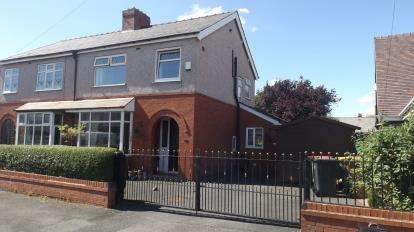 3 Bedrooms Semi Detached House for sale in Hawkhurst Avenue, Fulwood, Preston, Lancashire, PR2