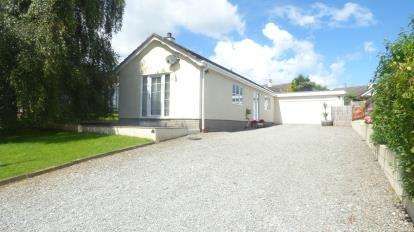 3 Bedrooms Bungalow for sale in Tros Yr Afon, Llangoed, Anglesey, Sir Ynys Mon, LL58