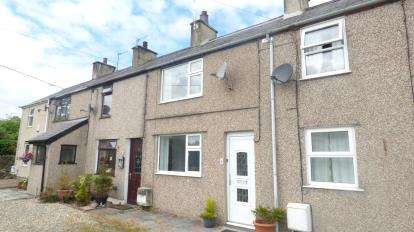 2 Bedrooms Terraced House for sale in Williams Terrace, Ffordd Penmynydd, Llanfairpwllgwyngyll, Anglesey, LL61