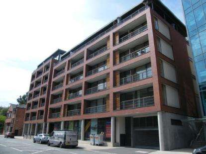 2 Bedrooms Flat for sale in Clavering Place, Newcastle upon Tyne, Tyne and Wear, NE1
