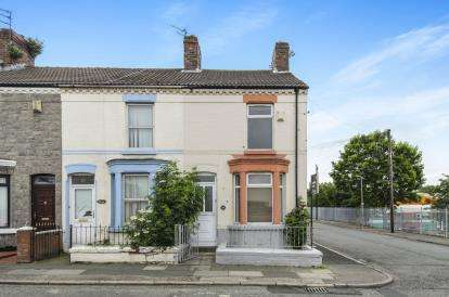 2 Bedrooms End Of Terrace House for sale in Binns Road, Liverpool, Merseyside, L13