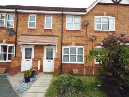 2 Bedrooms Terraced House for sale in Tan Y Coed, Prestatyn, Denbighshire, LL19
