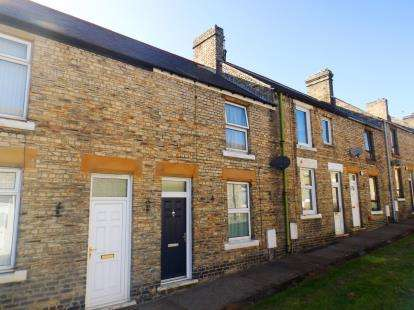 2 Bedrooms Terraced House for sale in Thames Street, Chopwell, Newcastle Upon Tyne, Tyne and Wear, NE17