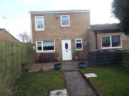 3 Bedrooms Semi Detached House for sale in Laburnum Avenue, Washington, Tyne and Wear, NE38