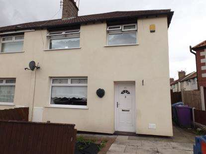 3 Bedrooms Semi Detached House for sale in Atheldene Road, Liverpool, Merseyside, L4