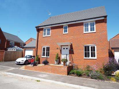 4 Bedrooms House for sale in Wincanton, Somerset