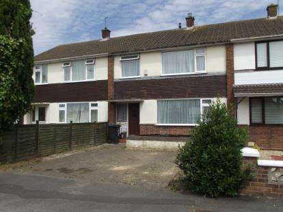 3 Bedrooms Terraced House for sale in Weston Super Mare, Somerset