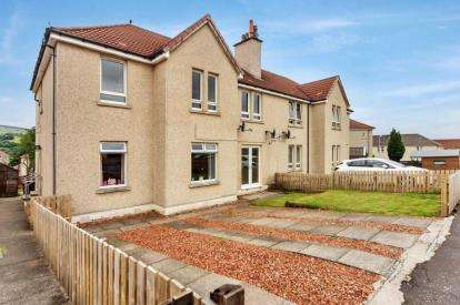 3 Bedrooms Flat for sale in Courthill Crescent, Kilsyth, Glasgow, North Lanarkshire