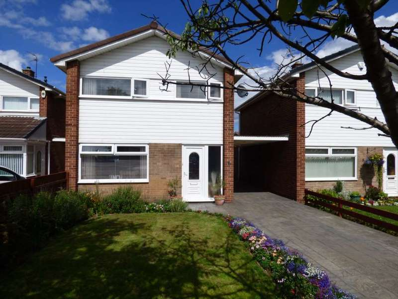 3 Bedrooms Detached House for sale in ***REDUCED*** Fairmead, Redcar