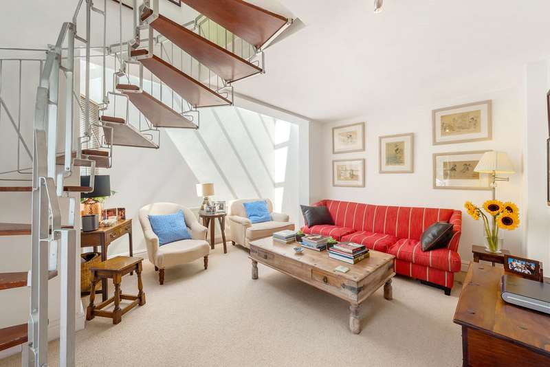 2 Bedrooms Maisonette Flat for sale in Abercrombie Street, London, SW11