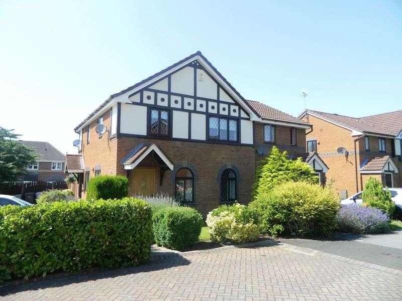 2 Bedrooms Semi Detached House for sale in Osborne Close, Ettiley Heath