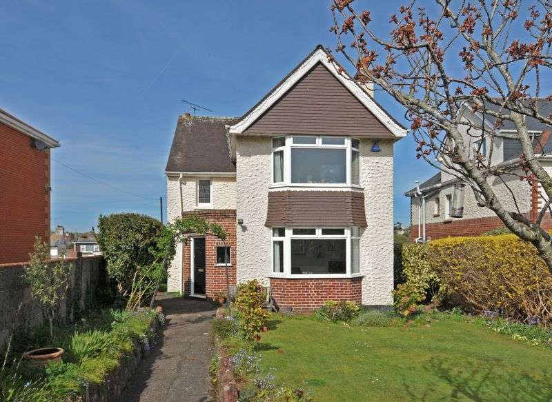 3 Bedrooms Detached House for sale in Exeter