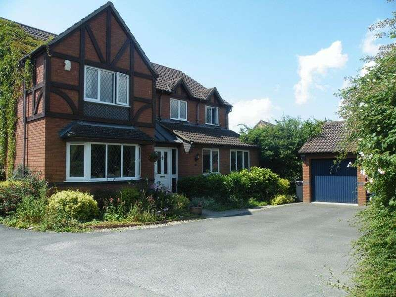 5 Bedrooms Detached House for sale in Middle Croft, Abbeymead, Gloucester