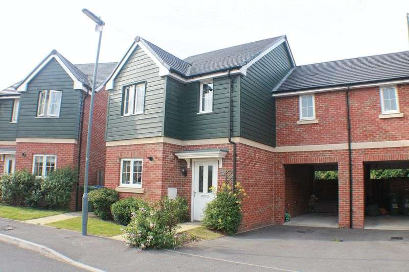 3 Bedrooms Semi Detached House for sale in Bedford Drive, Titchfield Common