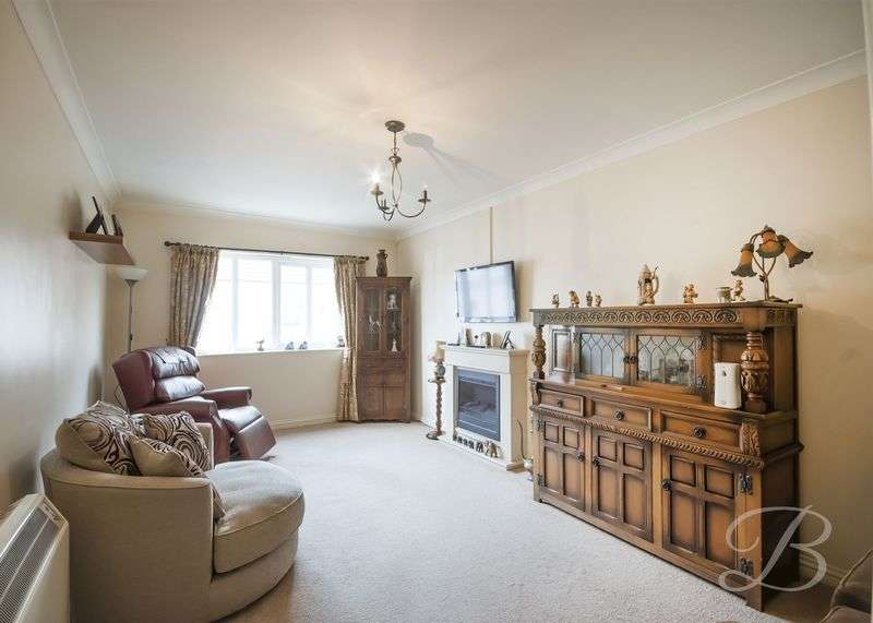 2 Bedrooms Flat for sale in St. Johns View, Mansfield