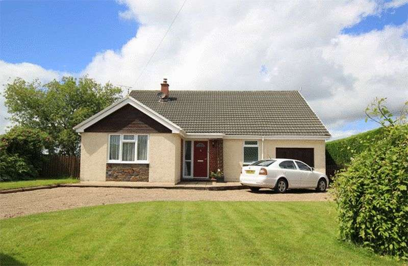 4 Bedrooms Detached House for sale in Heol Smyrna, Carmarthen
