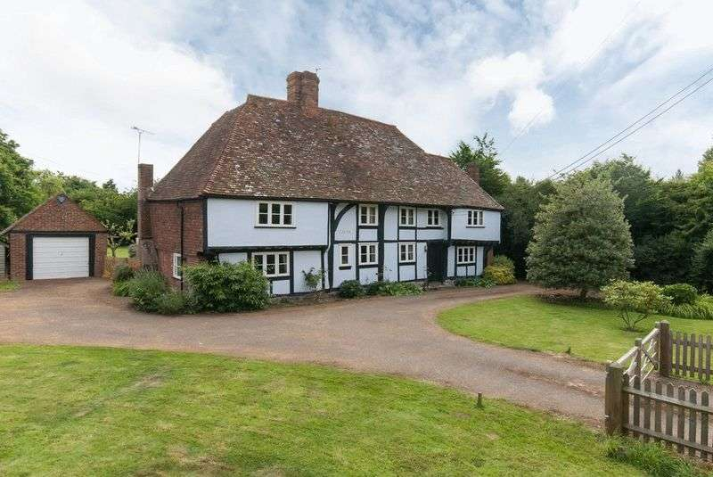 5 Bedrooms Detached House for sale in Chartway Street, East Sutton