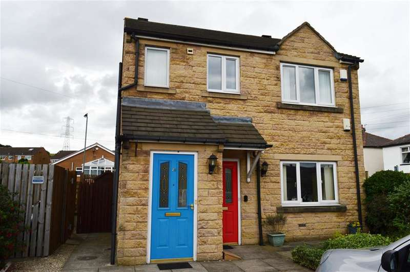 2 Bedrooms Flat for sale in Horley Green Road, Claremount, Halifax, HX3 6AS