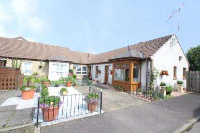 2 Bedrooms Bungalow for sale in Station Court, Kingskettle