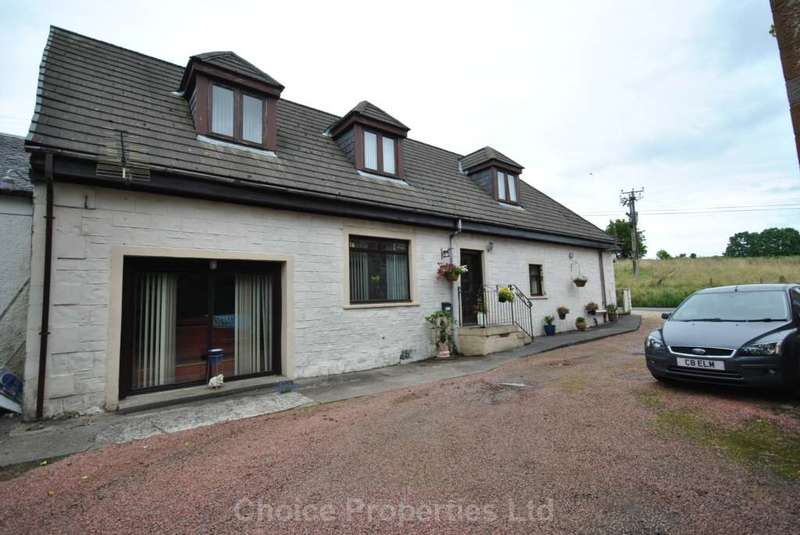 4 Bedrooms Cottage House for sale in Laigh Milton Mill, Crosshouse, KA2 0BP