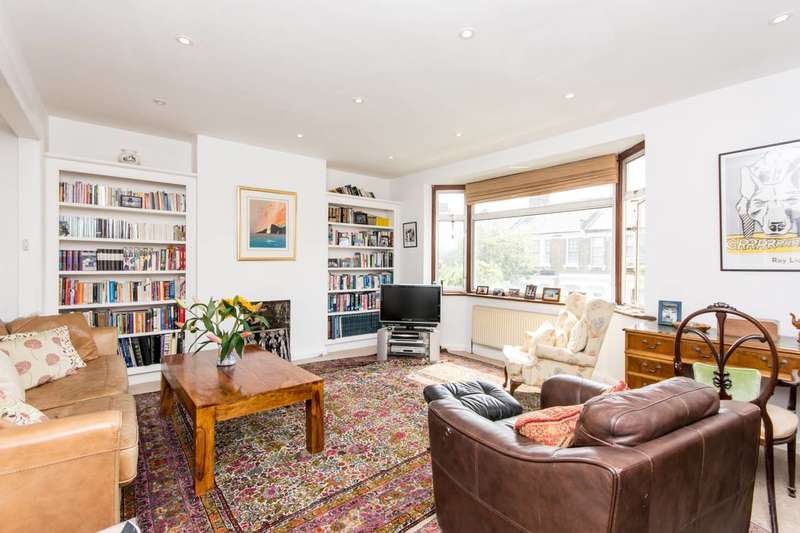 3 Bedrooms Flat for sale in Montrose Avenue, Queen's Park, NW6